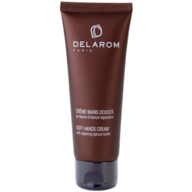 Delarom Body Care sanfte Handcreme mit Aprikosen Butter  75 ml