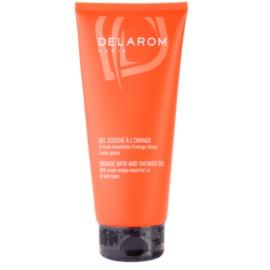 Delarom Body Care narancsos tusoló - és fürdőgél  200 ml