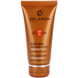 Delarom Bronze Absolu Anti-Ageing Face Cream SPF 30 50 ml