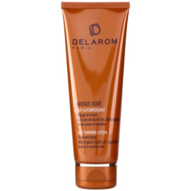 Delarom Bronze Doré Self-Tanning Milk for Face and Body  125 ml