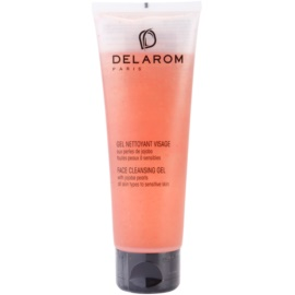 Delarom Cleaning and Removing čistilni gel za obraz z zrnci jojobe  125 ml
