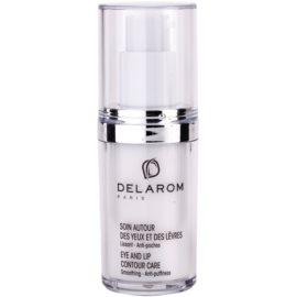 Delarom Essential Pflege für Augen - und Lippenkonturen  15 ml