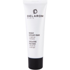 Delarom Essential Exfoliating Mask with Pink Clay 50 ml