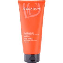Delarom Hair Care jemný šampon s bambuckým máslem  200 ml