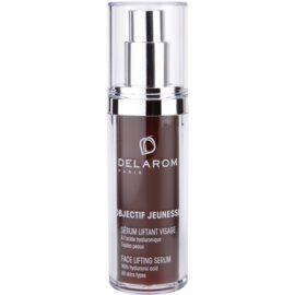 Delarom Lifting serum liftingujące do twarzy z kwasem hialuronowym   30 ml