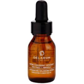 Delarom Revitalizing huile oxygénante visage à l'immortelle  15 ml