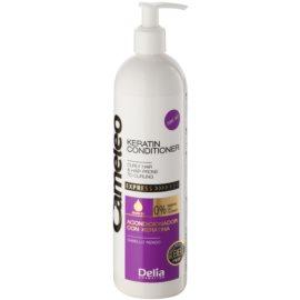 Delia Cosmetics Cameleo BB keratinový kondicionér pro vlnité vlasy  500 ml