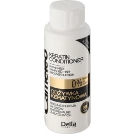Delia Cosmetics Cameleo BB odżywka keratynowa do włosów zniszczonych  50 ml