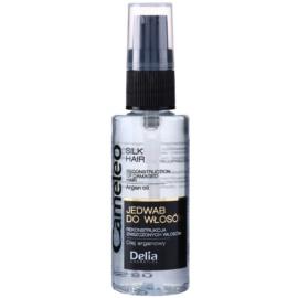 Delia Cosmetics Cameleo BB sérum para cabelo sedoso com óleo de argan  55 ml