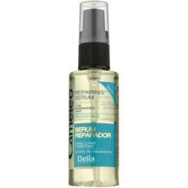 Delia Cosmetics Cameleo BB ser regenerator pentru par fin  55 ml