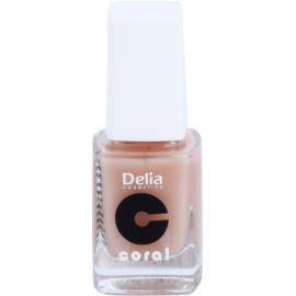 Delia Cosmetics Coral кондиціонер для нігтів з керамідами  11 мл