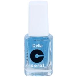 Delia Cosmetics Coral kondicionér na nehty s keratinem  11 ml