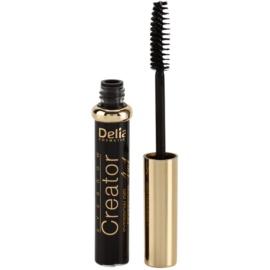 Delia Cosmetics Creator gel para cejas  4 en 1 tono Black 7 ml