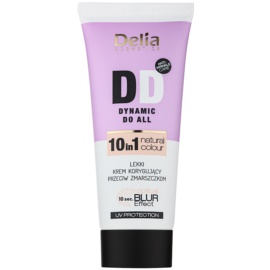 Delia Cosmetics Optical Blur Effect Dynamic Do All crema DD suave antiarrugas  30 ml