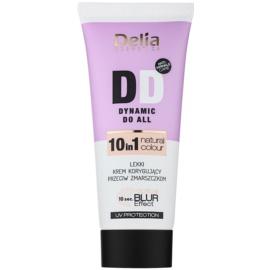 Delia Cosmetics Optical Blur Effect Dynamic Do All lehký DD krém proti vráskám  30 ml