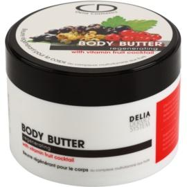 Delia Cosmetics Dermo System testvaj a nagyon száraz bőrre  200 ml