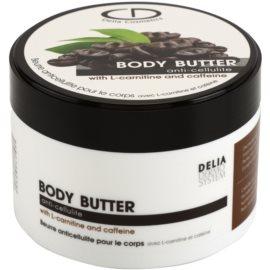 Delia Cosmetics Dermo System maslo za telo proti celulitu  200 ml