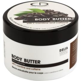 Delia Cosmetics Dermo System масло для тіла проти розтяжок та целюліту  200 мл