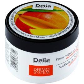 Delia Cosmetics Dermo System hidratáló testápoló mangó illattal   200 ml