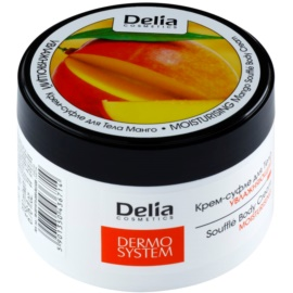 Delia Cosmetics Dermo System vlažilna krema za telo z vonjem manga  200 ml