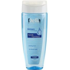 Delia Cosmetics Dermo System čisticí a uklidňující tonikum  200 ml