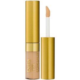 Delia Cosmetics Eye Concealer corector lichid culoare 03 Ivory 4 ml