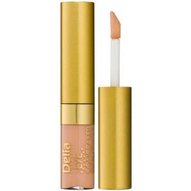 Delia Cosmetics Eye Concealer corector lichid culoare 04 Peach 4 ml