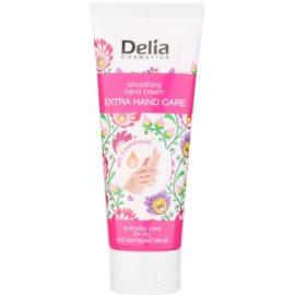 Delia Cosmetics Extra Hand Care tápláló kézkrém d-panthenollal  75 ml