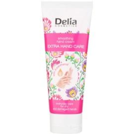 Delia Cosmetics Extra Hand Care vyhlazující krém na ruce s d-panthenolem  75 ml