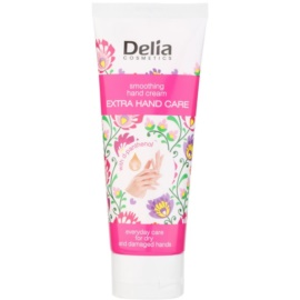 Delia Cosmetics Extra Hand Care vyhladzujúci krém na ruky s d-panthenolom  75 ml