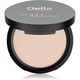 Delia Cosmetics Matt пудра відтінок 01 Transparent 8 гр