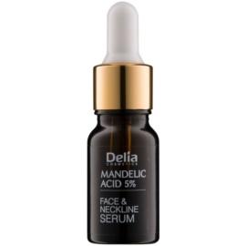 Delia Cosmetics Professional Face Care Mandelic Acid sérum antiarrugas con ácido mandélico para rostro, cuello y escote  10 ml