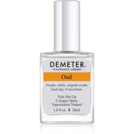 Demeter Oud woda kolońska unisex 30 ml