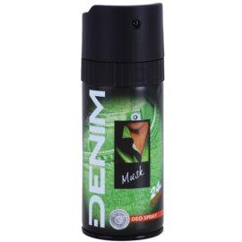 Denim Musk deo spray voor Mannen  150 ml