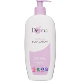 Derma Woman Body Milk   500 ml