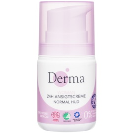 Derma Woman creme para pele normal  50 ml