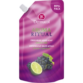 Dermacol Aroma Ritual Anti-Stress Liquid Soap Grapes And Lime  500 ml