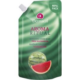 Dermacol Aroma Ritual osvěžující tekuté mýdlo vodní meloun  500 ml