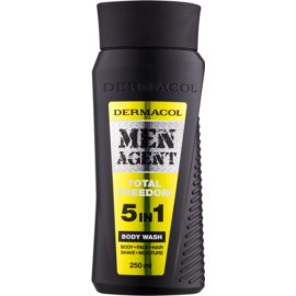 Dermacol Men Agent Total Freedom Body Wash 5 In 1  250 ml