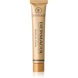 Dermacol Cover ekstremno prekrivni tekoči puder SPF 30 odtenek 208  30 g
