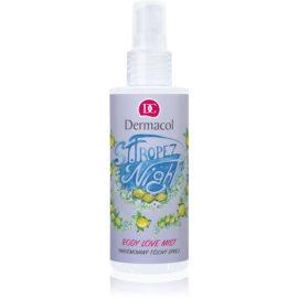 Dermacol Body Love Mist St. Tropez Night spray de corp parfumat  150 ml