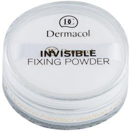 Dermacol Invisible прозора пудра  відтінок White 13 гр