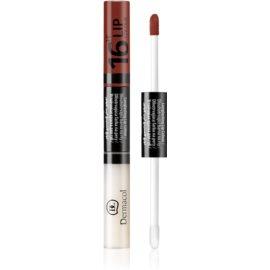 Dermacol 16H Lip Colour dolgoobstojna dvofazna barva in sijaj za ustnice odtenek 23 4,8 g