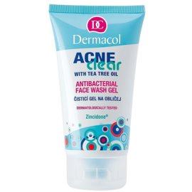 Dermacol Acneclear gel limpiador para pieles problemáticas y con acné  150 ml