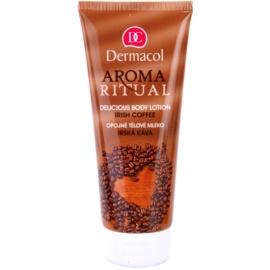Dermacol Aroma Ritual opojné tělové mléko irská káva  200 ml