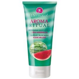 Dermacol Aroma Ritual osvežilni losjon za telo  200 ml