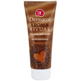 Dermacol Aroma Ritual creme de mãos café irlandês  100 ml