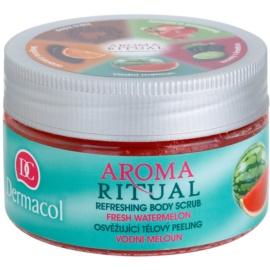 Dermacol Aroma Ritual osvěžující tělový peeling  200 g