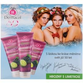 Dermacol Aroma Ritual kosmetická sada III.