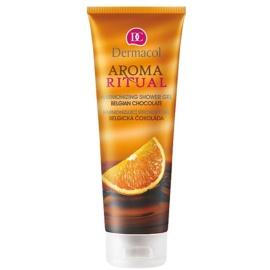 Dermacol Aroma Ritual gel de ducha armonizante chocolate belga  250 ml